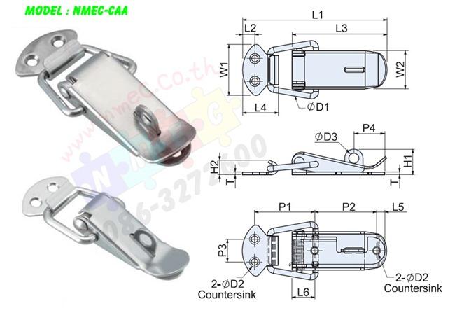 NMEC-CAA