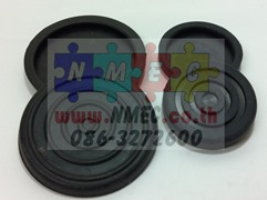 Rubber Foot Pad 1