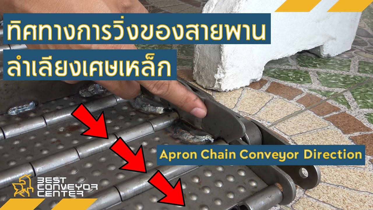 Apron Chain Direction